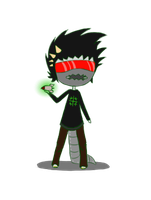 Lil' P-Commission: SpontaneousFork 2 by ForeverMuffin
