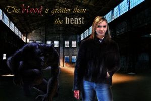 The Beast and the Blessed by SwanofWar