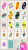 Adventure Time Deck by skansen