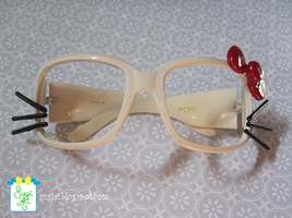 Hello Kitty Glasses by SugiAi