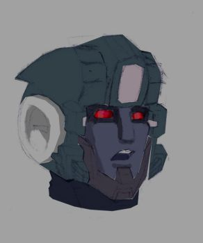 MTMTE Tarn (Mask-less, fan interpretation) by RoboMommy