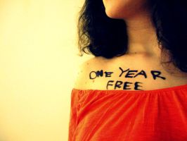 One Year Free #2 by ranza123