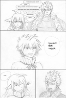 Fairy Tail Comic (Hungarian Version) by BlackStormN7