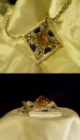 Medieval Pendant by thuja