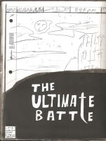 THE ULTIMATE BATTLE pg.5 by DW13-COMICS
