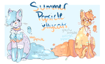 [closed] Summer Popsicle Jellycats Auction by greenfurkitti