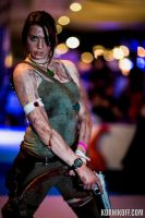 Tomb Raider - Eurogamer 2012 by Athora-x