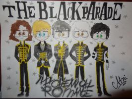 The Black Parade by CamiGDrocker
