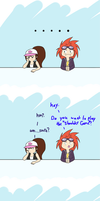 Pick Up Line #362~ (Crossover Contest Entry) by JennRuby279