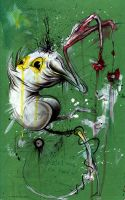 Doberman Blood by alexpardee