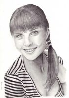 Drawing of my cousin :) by IvanJovanovic