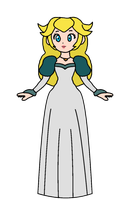 Peach - Odette (Outfit #1) by KatLime