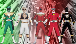 Tommy Oliver Rangers for RedFalconRanger by rangeranime