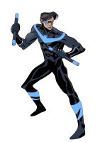 Nightwing by celor