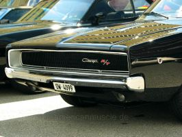 black charger rt I by AmericanMuscle