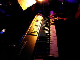 Piano Hands by Kevin-Welch