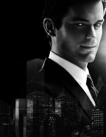 Neal Caffrey by LizStaton