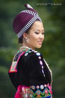 Traditional Hmong Clothes by HouaVang
