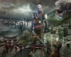 Witcher WP by Lookerro