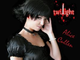 TWILIGHT - Alice Cullen by mavichaos