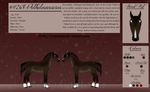 + #4267 Vulkulaansesos - Reference Sheet + by Aisuruu