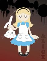 Alice by IronicChoice