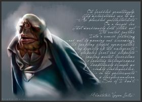 Vogon Poetry by bmurai