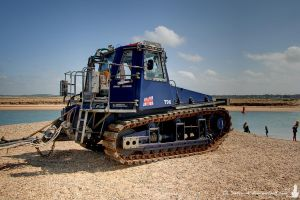 Wells lifeboat tractor by Salemik