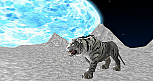 MMD Newcomer Tigertron Beast Mode + DL by Valforwing