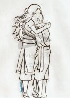 I'm Here For You by AangXKatara-Fans