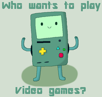Who Wants to Play Video Games? :D by GardevoirLoverHope