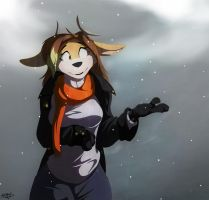Let It Snow by Retehi