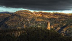 Wallace Monument by filth666