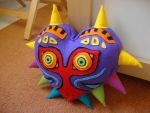Majora Plushie by Link-of-the-twilight