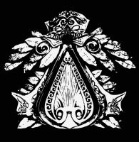 AC Brotherhood Crest by malnsk
