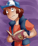 Contest Prize for husk57: Dipper by Sogequeen2550
