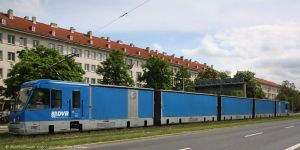 Dresden Car-Go-Tram by EricForFriends