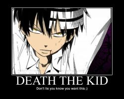 Death the Kid by deathgirl88