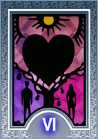 Persona Tarot Card HD - The Lovers by The-Stein