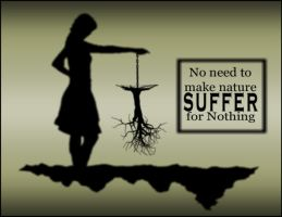 Stop the suffering by crimecontrol