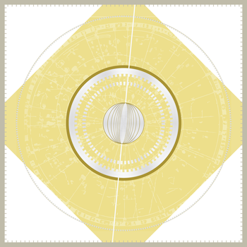 Sphere Icon - Gold by Found-Epoch