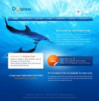 Dolphina Sharm Website Design by beshoywilliam