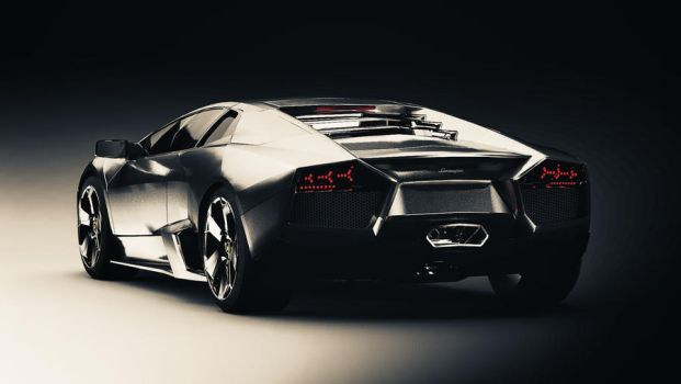 Lamborghini Reventon by TheImNobody