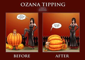 Ozana Tipping by SpiritWarriors