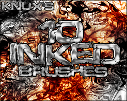 Knux's Inked Brush Pack by Knux57