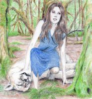 Bella Cullen's 1st hunt by sourcherry1
