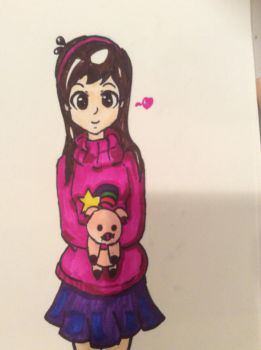 Mabel by Ositodraws