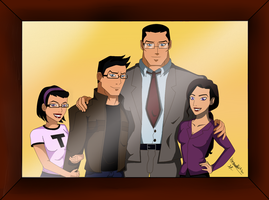 super family: secret identity by mangaaddict300
