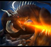 RED DRAGON REMADE by MutantParasiteX