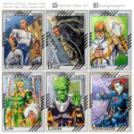 Sketch Cards Marvel Fleer by shaotemp